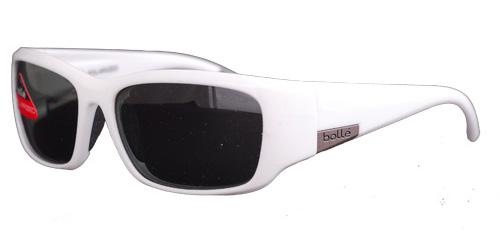 White polarized lenses