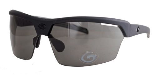 Thick top framed sunglasses