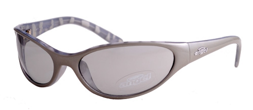 Mystical grey translucent framed lenses