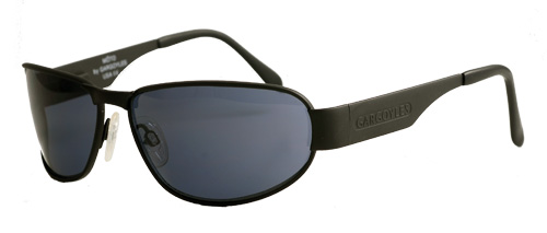 Black shades with ice black lenses